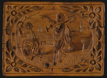 18 th century mold