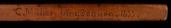 Magdeburg, signature