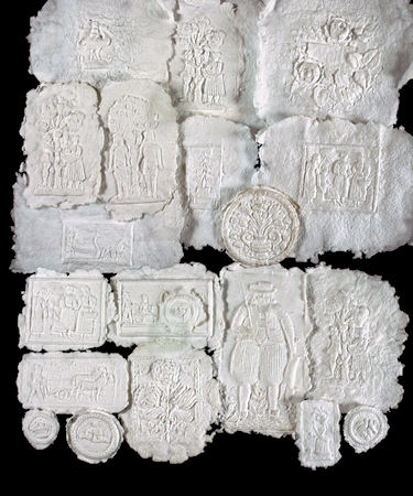 paper casting